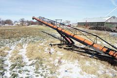 Batco Conveyor - 115' - Drive Over Included - Online Auction