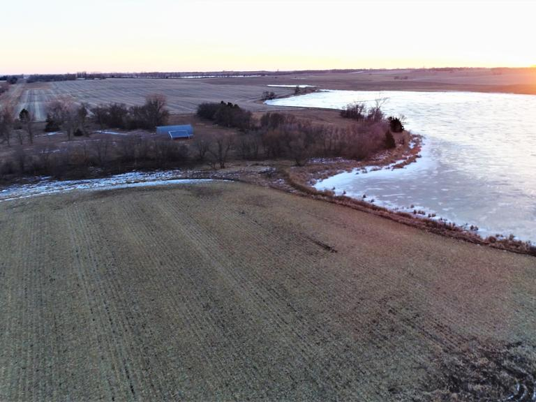 160+/-Acres of Crop, Rec, & Acreage Site in Kingsbury Co, SD!  - Kingsbury County