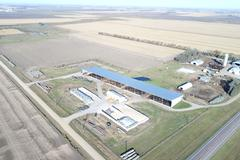Monoslope Barn Near Elkton, Brookings County, SD! - Brookings County
