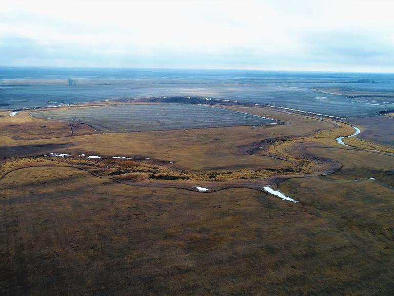 509.98+/- Acres in Spink Co, SD