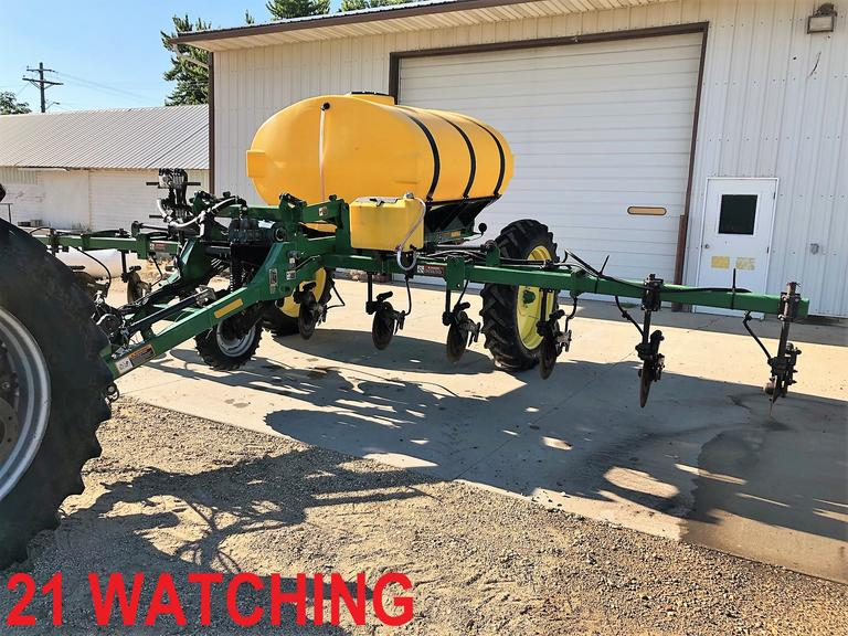 Redball Sidedress 1410 Series - CLEAN! - 12 Row - Online Auction