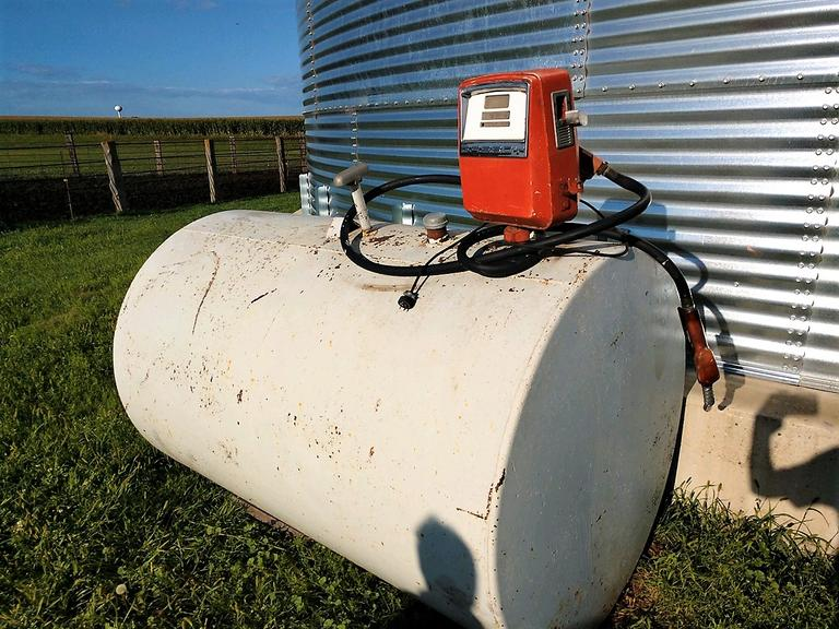 Gasboy 500 Gallon Gas Pump - SAVE A BUNDLE & BID HERE! - Online Auction