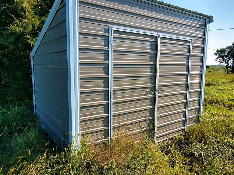 10x12 Shed - Like-New Condition - EASY MOVE AND HAUL - Compare to $1799+ at Lowe's! - Online Auction