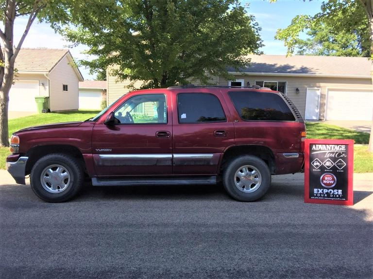 2002 GMC Yukon - Good Tires - Daily Driver - Online Auction