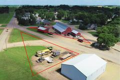 .85 +/- Acres, 2 Tracts  - Estelline, SD