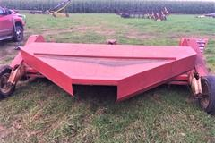 12 foot Wind Rowing Stalk Chopper - 540PTO - Online Auction