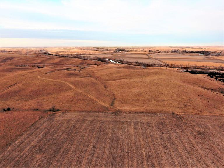 Yankton County SD Grass Land Crop Land and Hunting Land For Sale - Elks Lodge - Yankton, SD