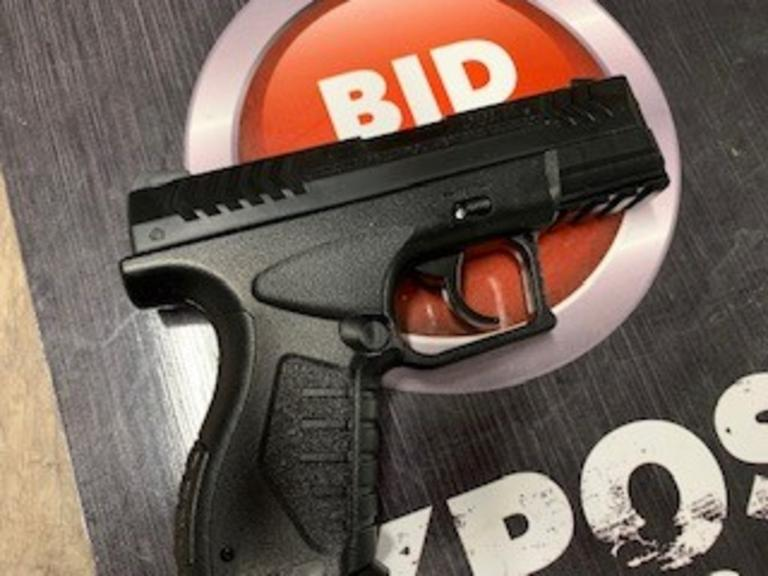 UMAREX BB - Pellet Pistol - Online Auction