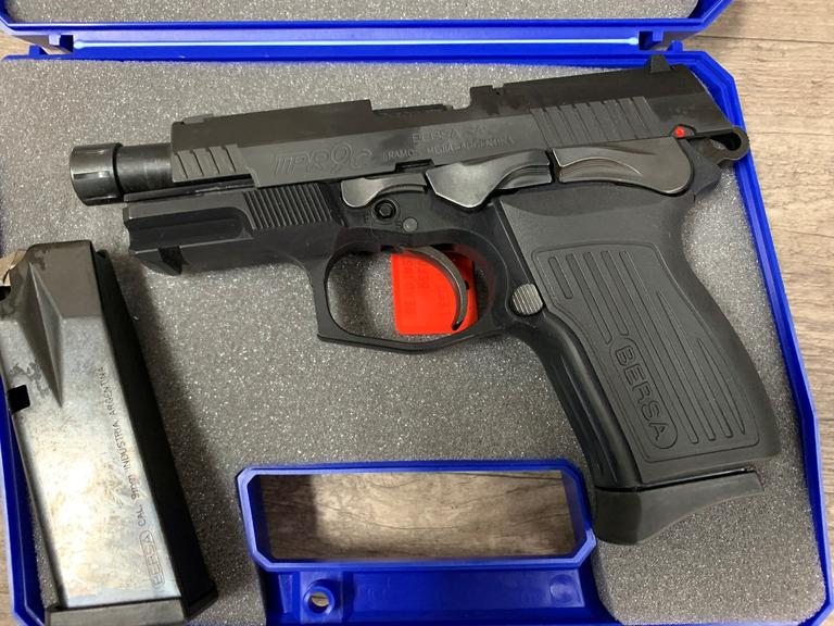 Bersa TPR9c Pistol - BRAND NEW! - Online Auction