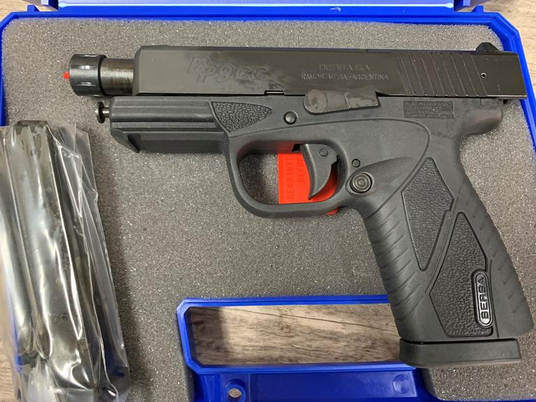 Bersa BP9cc Pistol - BRAND NEW! - Online Auction
