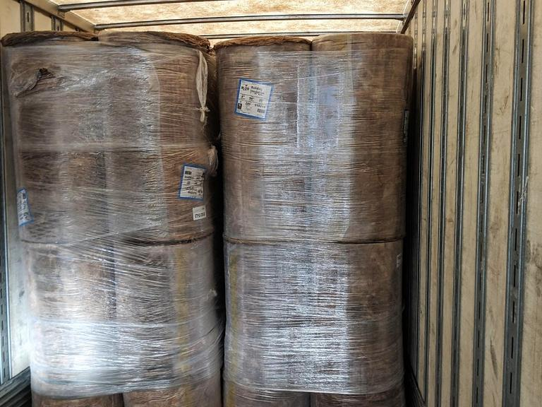 Commercial Building Insulation - 20 Rolls - Bidding is Per Roll - Online Auction