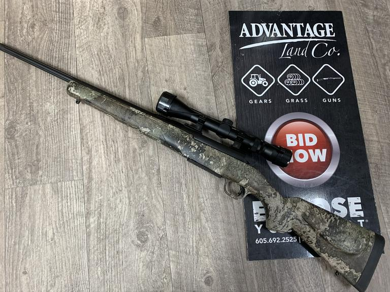 Mossberg Patriot Super Bantam - 6.5 Creedmoor - BRAND NEW IN THE BOX! - Online